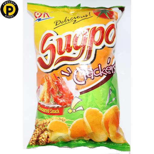 Picture of OK Sugpo Prawn Cracker Tempura 100g
