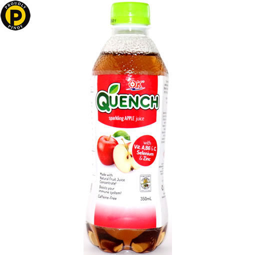 Picture of OK Quench Apple 350ml