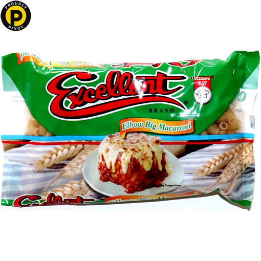 Picture of Excellent Elbow Macaroni 200g