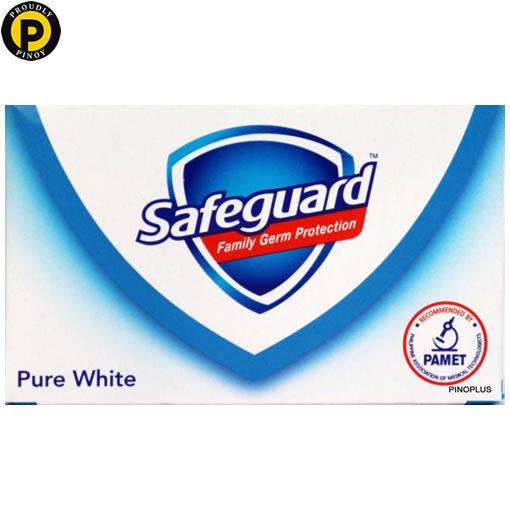 Picture of Safeguard Soap Pure White 135g