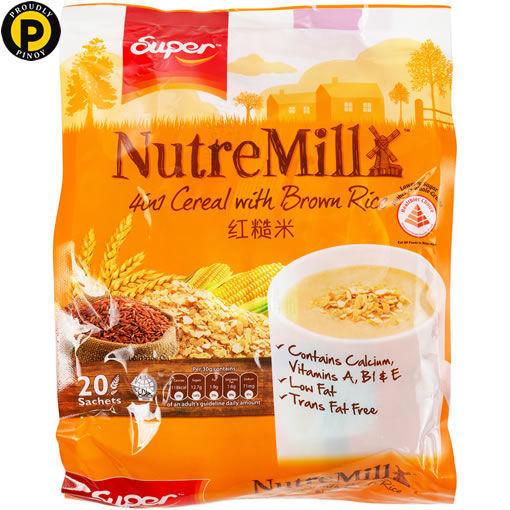 Picture of Super Brown Rice Cereal Orange