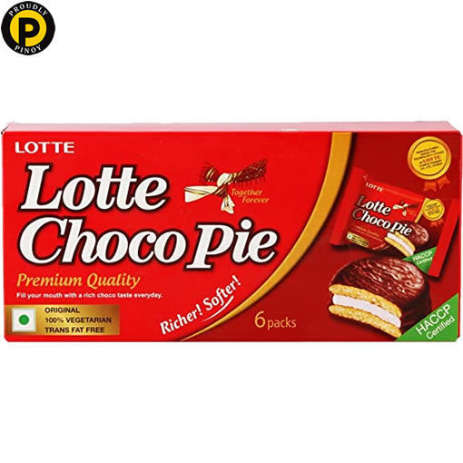 Picture of Lotte Choco Pie