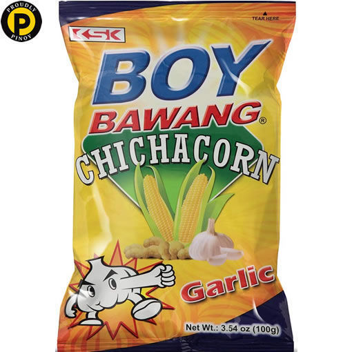 Picture of Boy Bawang Chichacorn 100g