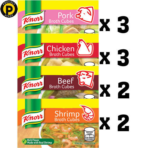 Picture of Deal 18: (3-Pork, 3-Chicken, 2-Beef, 2-Shrimp)