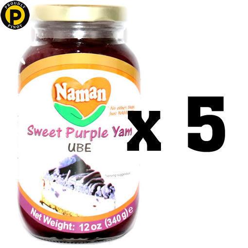Picture of Multi-Buy Deal 2: (5- Naman Purple Yam Ube 340g)