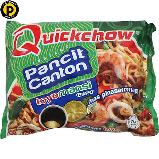 Picture of Quick Chow Pancit Canton Toyomansi 65g