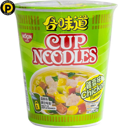 Picture of Nissin Cup Noodle Chicken 73g