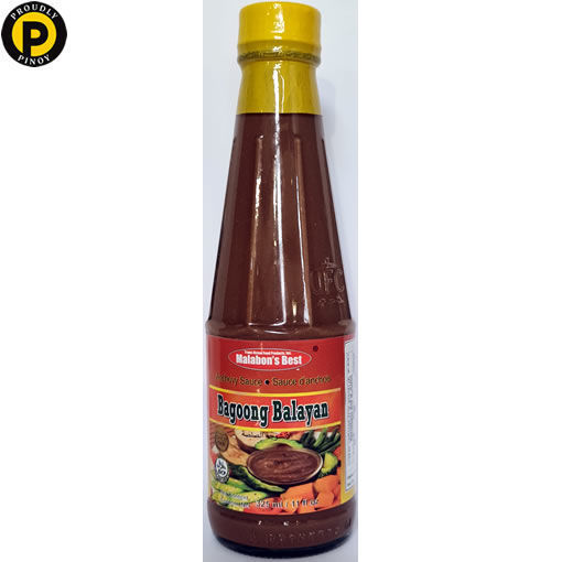 Picture of Malabons Best Bagoong Balayan 325ml