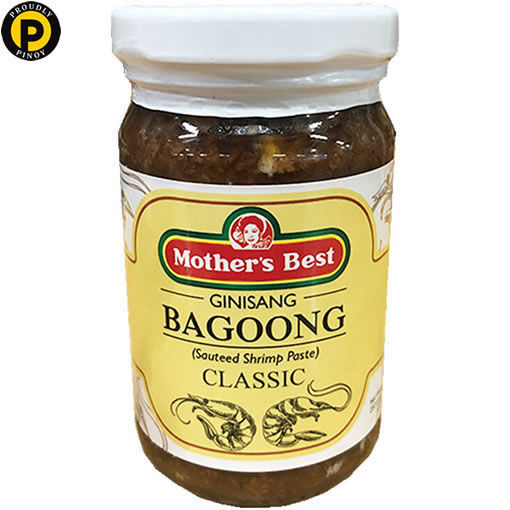 Picture of Mothers Best Bagoong Regular 250g