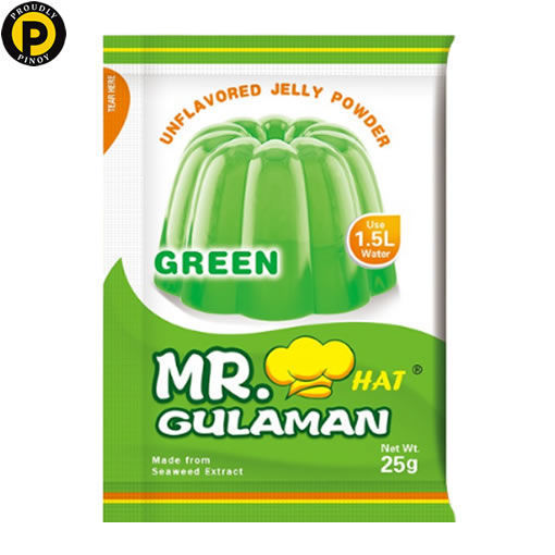 Picture of Mr Gulaman Green 24g