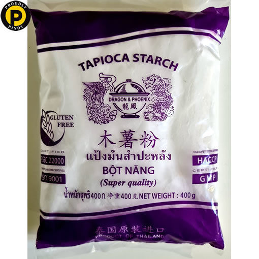 Picture of DP Tapioca Starch 400g