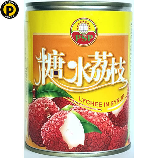 Picture of PSP Lychees in Syrup 567g