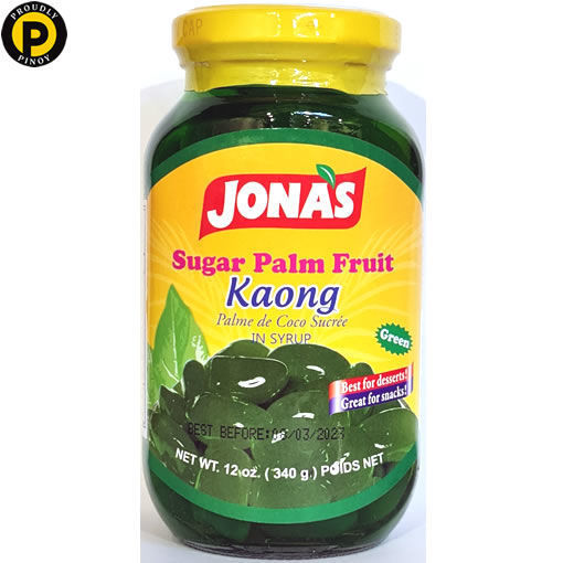 Picture of Jonas Palm Fruit Green 340g