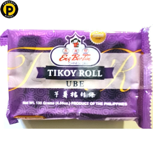 Picture of Eng Bee Tin Tikoy Roll Ube 130g