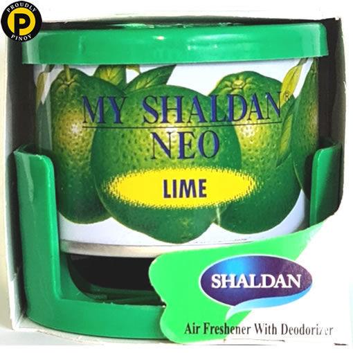 Picture of Shaldan Car Freshner Lime 70g